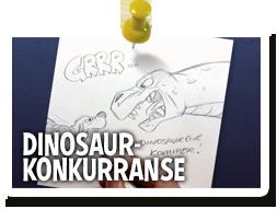 Dinosaurkonkurranse